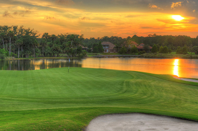 Prestwick Golf Club at Plantation Bay
